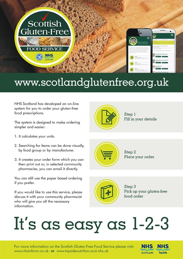 Information For Patients And Carers Tayside Nutrition